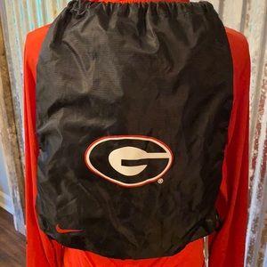 Georgia Bulldogs Reversible Nike Back Pack